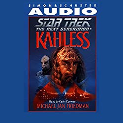 Star Trek, The Next Generation Kahless (Adapted)