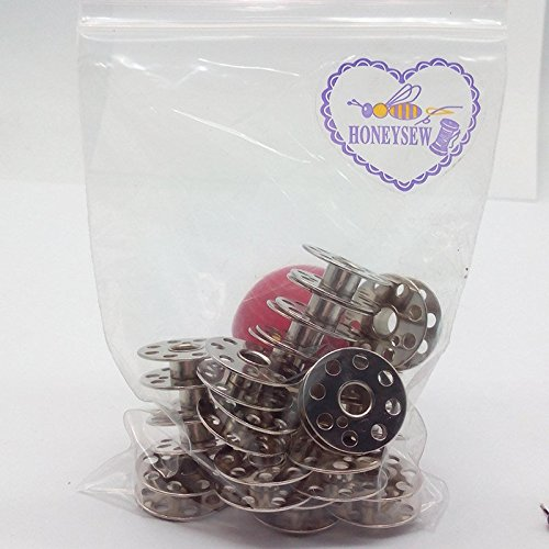 20pc Singer Featherweight 221 & 301 BOBBINS #45785 for Bernina 117 217 540