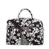 Vera Bradley Weekender Travel Bag in Night & Day