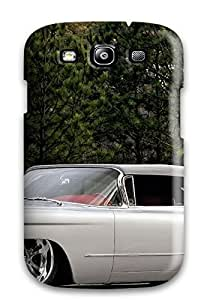 New Style Case Cover NWYgdbX3462rzjCW White Cadillac Compatible With Galaxy S3 Protection Case by icecream design
