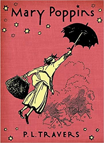 Image result for pictures of original mary poppins book covers