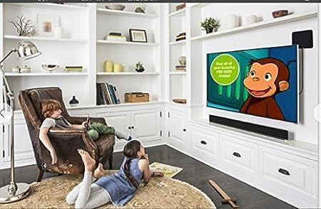 NUNET ATSC HD Convertidor digital con salida HDMI 1080p, 35 millas ...