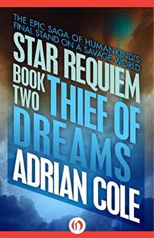 book cover of Thief of Dreams
