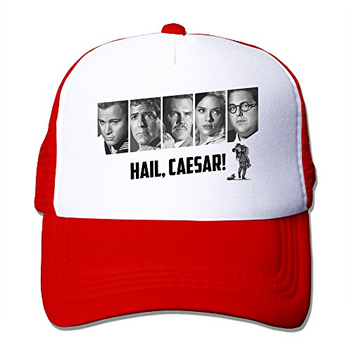 Custom Unisex-Adult Two-toned Hail Caesar Trucker Hats - Jackets Lululemon Custom