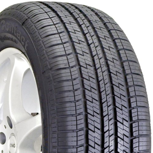 Continental 4x4Contact All-Season Tire - 255/55R18 105H (255 55r18 Continental)