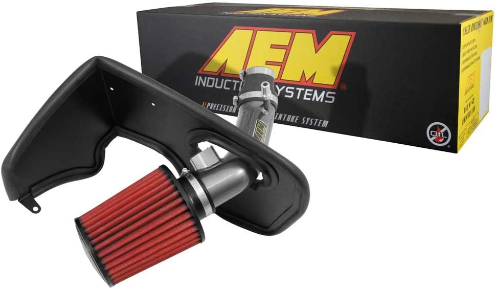 AEM 21-813C Cold Air Intake System 1 Pack