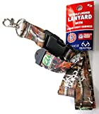 Colorado State Rams RR CAMO Deluxe 2-sided Lanyard Breakaway Keychain University