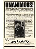 Love & Anarchy POSTER Movie (27 x 40 Inches - 69cm x 102cm) (1973)