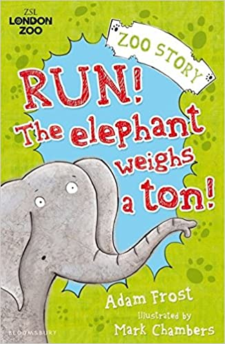 what does an elephant weigh