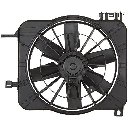 Spectra Premium CF12003 Radiator Fan (Cavalier Radiator Fan Shroud Assembly)