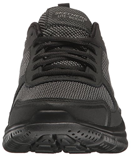 Sneakers Skechers Black Track Bucolo Men's 6qyytwagA8