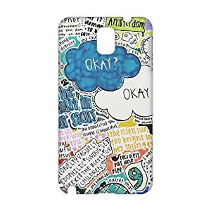 Okay life 3D Phone Case for Samsung Galaxy s5