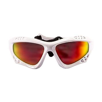 b8db186a17 Ocean Sunglasses - Australia - lunettes de soleil polarisées - Monture :  Blanc Laqué - Verres