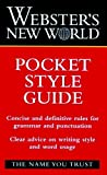 Webster's New World Pocket Style Guide, Webster's New World Staff, 0028621573