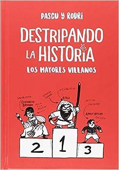 Los Mayores Villanos por Rodrigo Septién epub