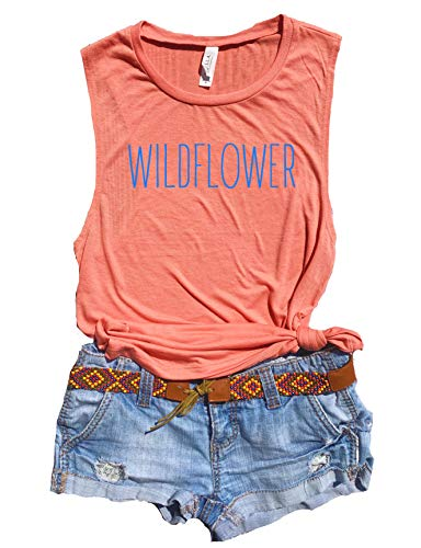 Wildflower Tank, Cute Shirts, Peace Shirt, Wildflower Shirt, Adventure, Gypsy Soul, Cute Yoga Tanks, Wildflower Tee, Free Spirit