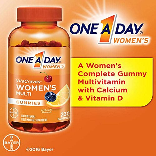One A Day Women's Vitacraves