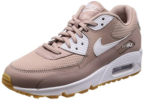 Brown 90 White Max Light Diffused Taupe Donna 210 Multicolore Ginnastica Air Nike Gum da Scarpe 4xEpBwO