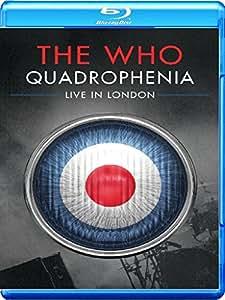 Quadrophenia: Live in London (Blu-ray)