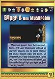 2010 Super Mario Bros. Wii #46 Super Mini Mushroom - NM-MT