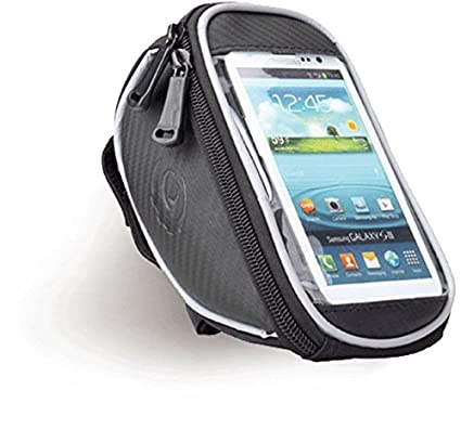 info for 55e70 49a69 mobilx Waterproof Touch Screen Bicycle Case Mobile Holder Bag for iPhone 6,  6S Samsung Galaxy s7 s6 Cellphone - 5. 5 inch