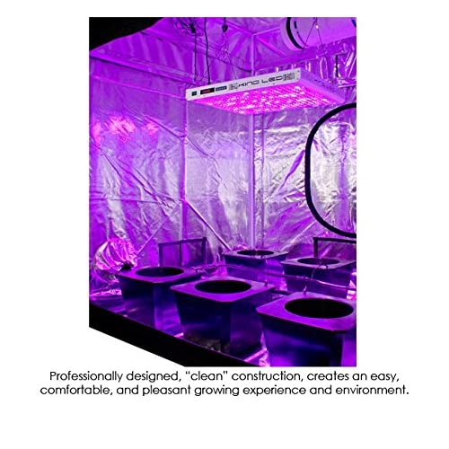 60%OFF SuperCloset LED 5x5 SuperRoom Grow Tent