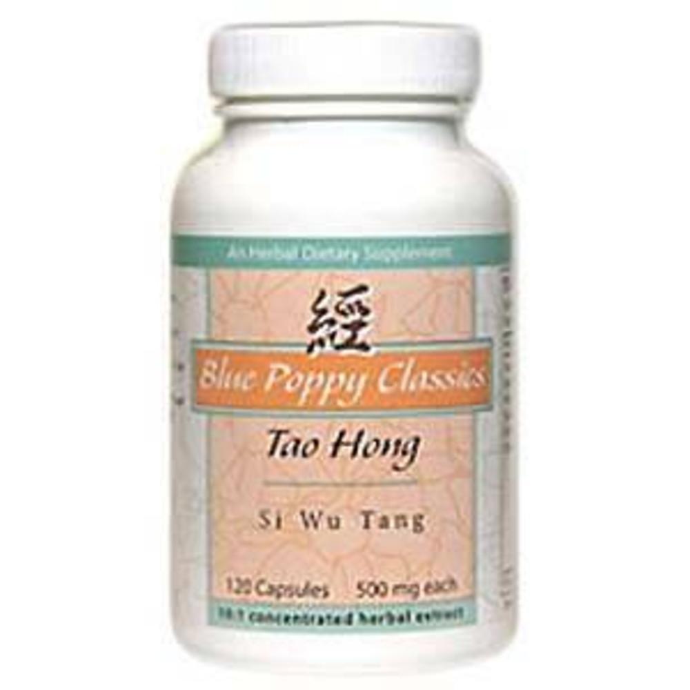 Blue Poppy - Tao Hong Si Wu Tang 120 caps