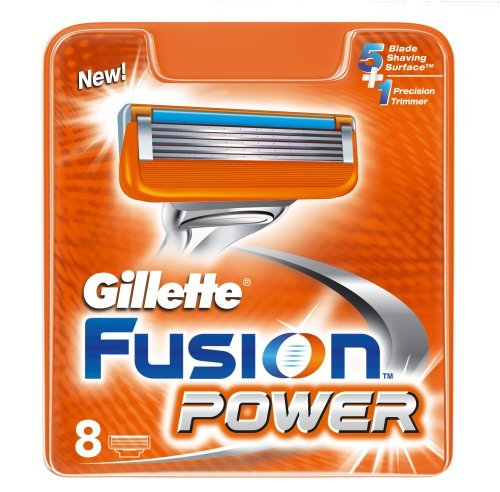 r Blades 8 ea (Gillette Fusion Power Battery)