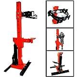 professional spring compressor. heavy duty 2 ton hydraulic strut coil spring compressor professional