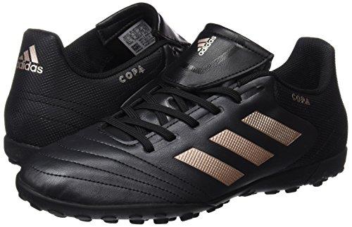 Adidas Herren Fußballschuhe Copa 17.4 Tf BB2710 für Fußballtrainingsschuhe Schwarz