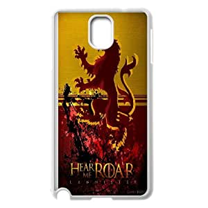 Game of Thrones - house stark,Lanister,Baratheon,Jon snow,i'm a Khaleesi etc. series durable cases For Samsung Galaxy NOTE3 Case Cover HQV479725964