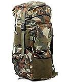 Kouzi Travelling Warrior Rucksack ,Water Proof Traking Backpack/Tourist Bag 75Ltr