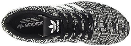 adidas Zx Flux, Zapatillas para Hombre Negro (Core Black/footwear White/footwear White)