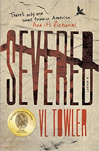 Image result for severed a novel e book vl towler