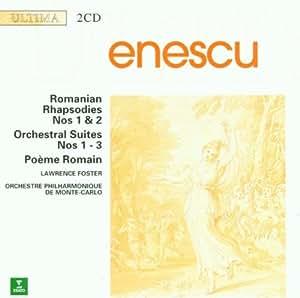 Romanian Rhapsodies 1 & 2 / Orchestral Suites 1-3