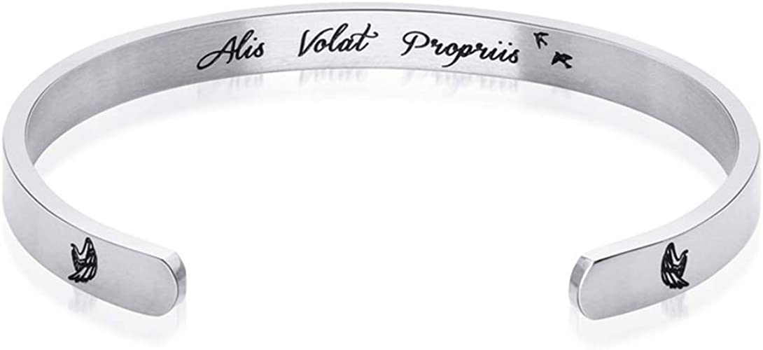 ivyanan I Am The Storm Bracelets for Women Inspirational Bracelet Encouragement Gifts for women Men Girls friend