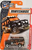 2017 Matchbox MBX Heroic Rescue 84/125 - Land Rover Defender 110