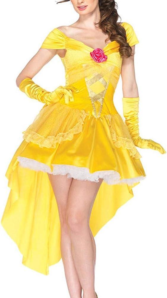 Disfraz de Princesa Vestido de Fiesta Cosplay para Mujer ...