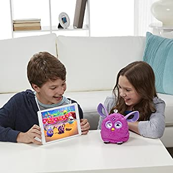 Hasbro Furby Connect Friend, Purple 14