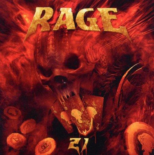 Rage: Twenty One (21) (Audio CD)