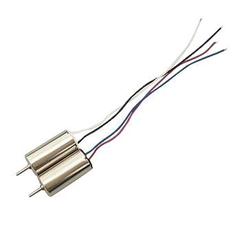 FITYLE 2 x Motor de Control Remoto CCW CW para SYMA x21 x21W ...