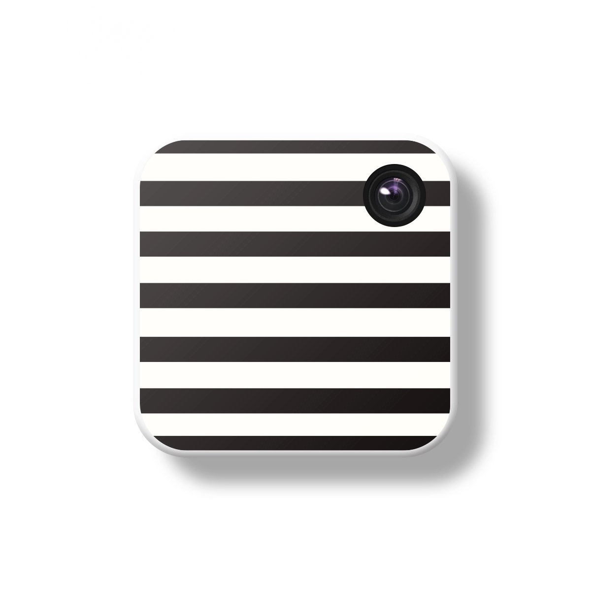 Qlippie Clip on Wearable Mini Digital Video Camera 1080P Full HD with Built-in Wi-Fi by Qlippie