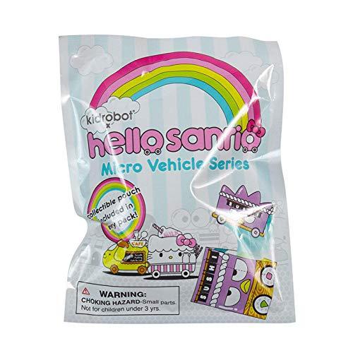 Kidrobot Hello Kitty Micro Vehicle Series Blind Bag Mini Figure (1 Figure)