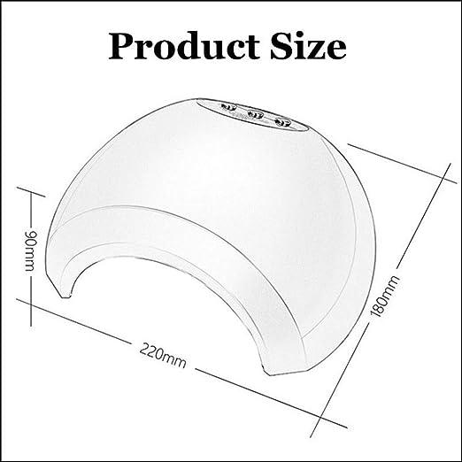 Amazon Com Ugi 48w Uv Light Led Nail Dryer Curing Lamp For