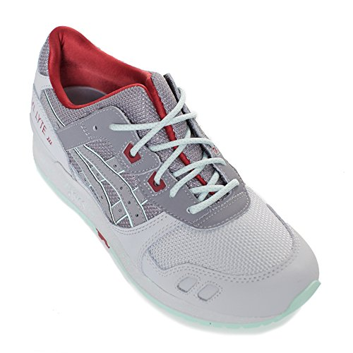 Zapatillas Deportivas Asics Para Hombre Tiger Gel-lyte Iii De Finish Line Aluminium / Aluminium