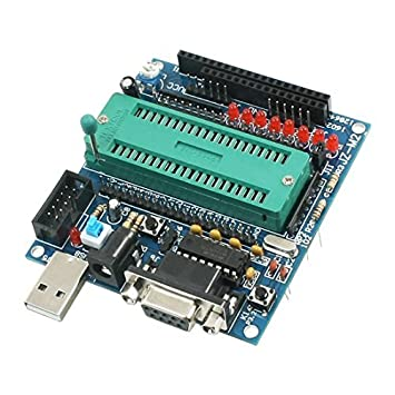 Amazon.com: eDealMax DIY de soldadura 51 MCU Microcontrolador Mini ...