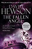 The Fallen Angel by David Hewson front cover