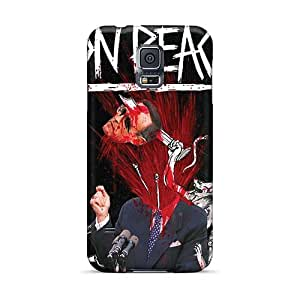 High Quality Mobile Case For Samsung Galaxy S5 With Allow Personal Design High Resolution Avenged Sevenfold Image AnnaDubois