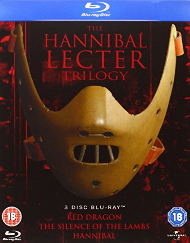 The Hannibal Lecter Trilogy [Blu-ray] [Region Free]