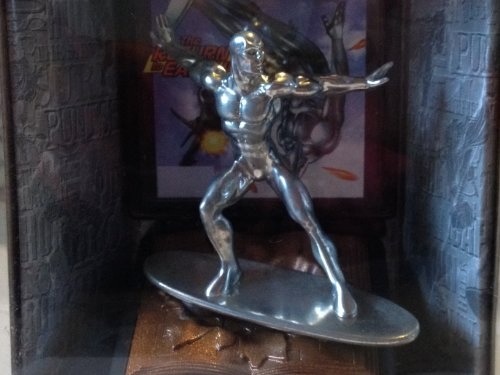 Fine Pewter Original Silver Surfer ~ Limited Edition Collector's Series